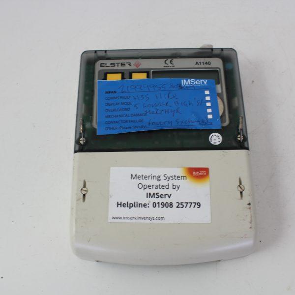 IMServ Milton Keynes IMServ Meter Operator IMServ Metering Electricity Meters